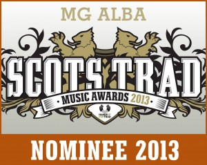 Tina Jordan Rees - Scots Trad Music Awards Nominee