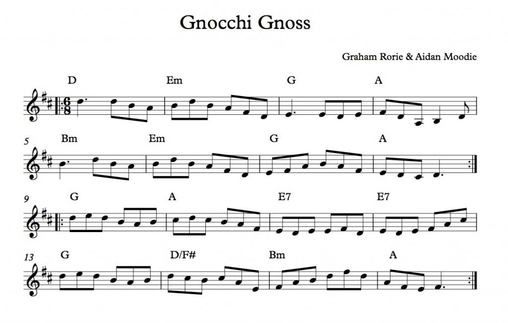 Gnocci Gnoss
