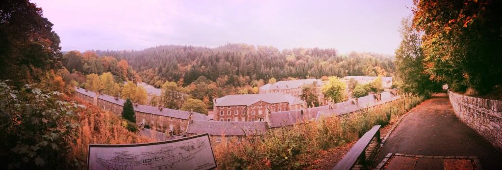 Distil - New Lanark