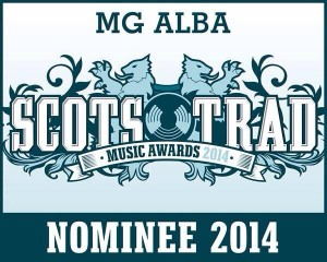 Scots Trad Music Awards Nominee 2014